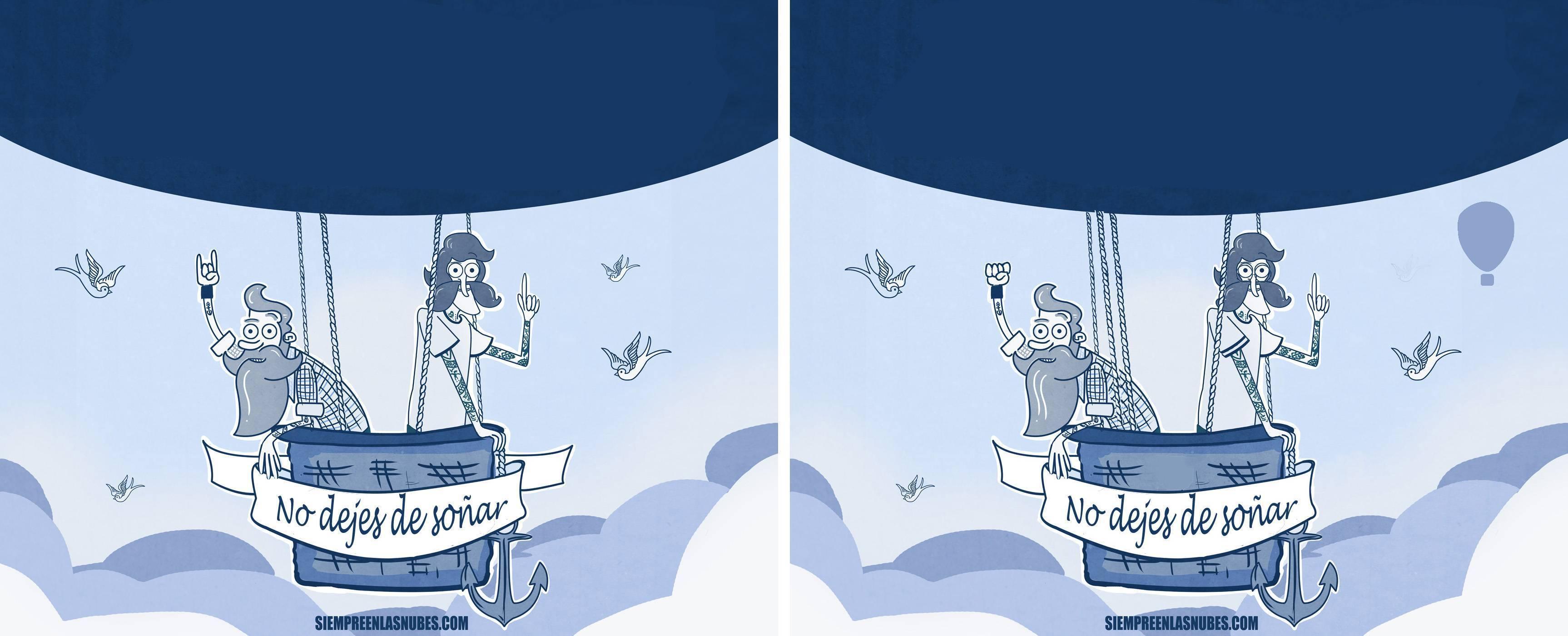 Ilustración de Andres Biosca ®