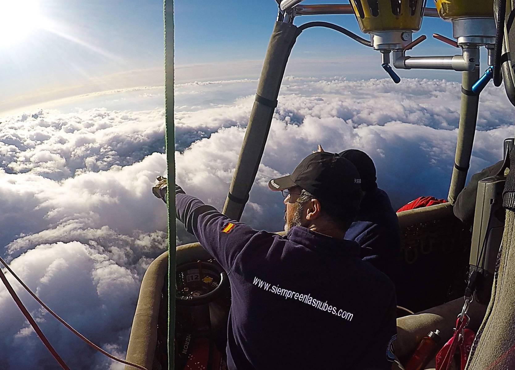 Contacto Siempre en las nubes