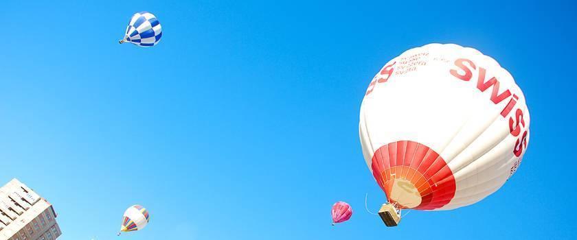 Paseo en globo en Valladolid