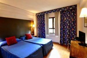 Viajar en globo Segovia hotel recomendado