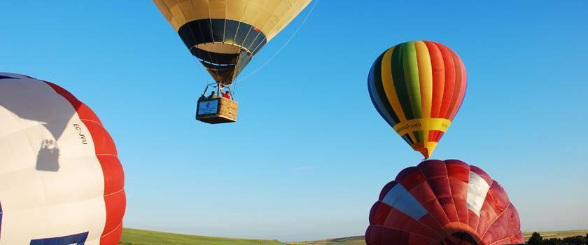 FAQs de volar en globo