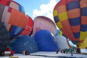 Volar en globo vuelos especiales