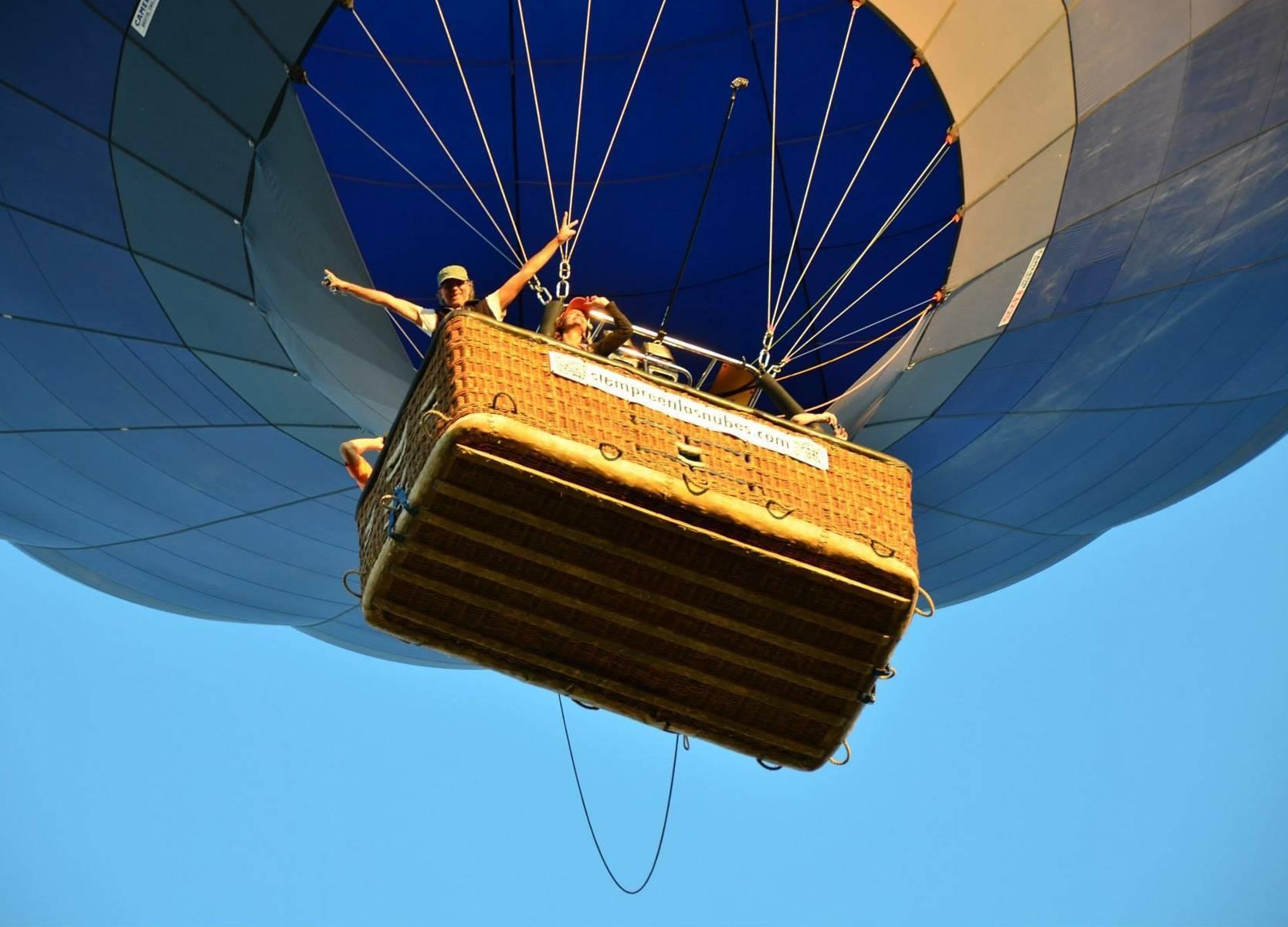 QUIENES SOMOS: Conoce a tus pilotos de globo
