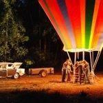 Pregunta del domingo: ¿Quién se fugó en globo?
