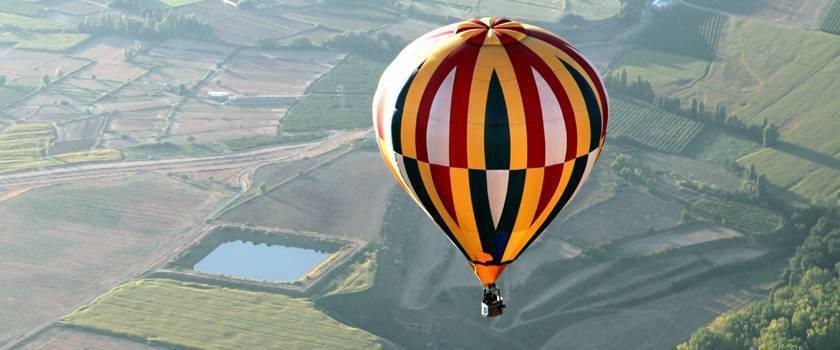 FAQs Reserva vuelo en globo