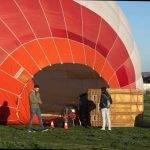 Paseos en globo en Toledo