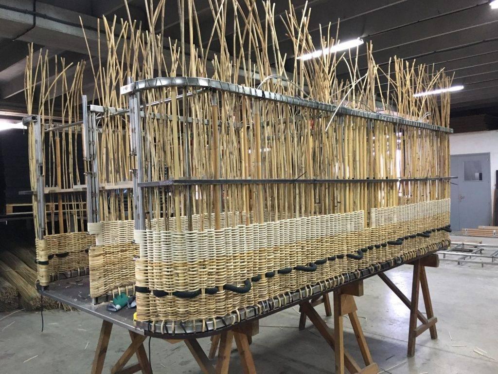 Fabricación de la barquilla del globo accesible de Segovia