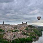 Pregunta del domingo: ¿En qué ciudad Patrimonio de la Humanidad estamos volando?