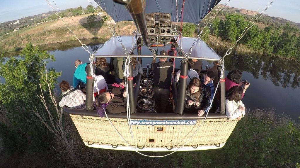 Excursiones en globo en Castilla La Mancha