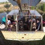 Excursión en globo en Toledo 16-4-17