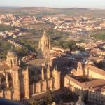 Vuelo en globo Salamanca 09 04 17