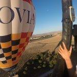 Vuelo en globo Segovia 12-07-2017