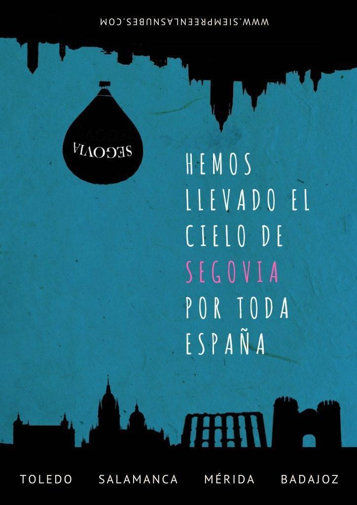El cielo de Segovia