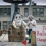 Vuelo en globo barato