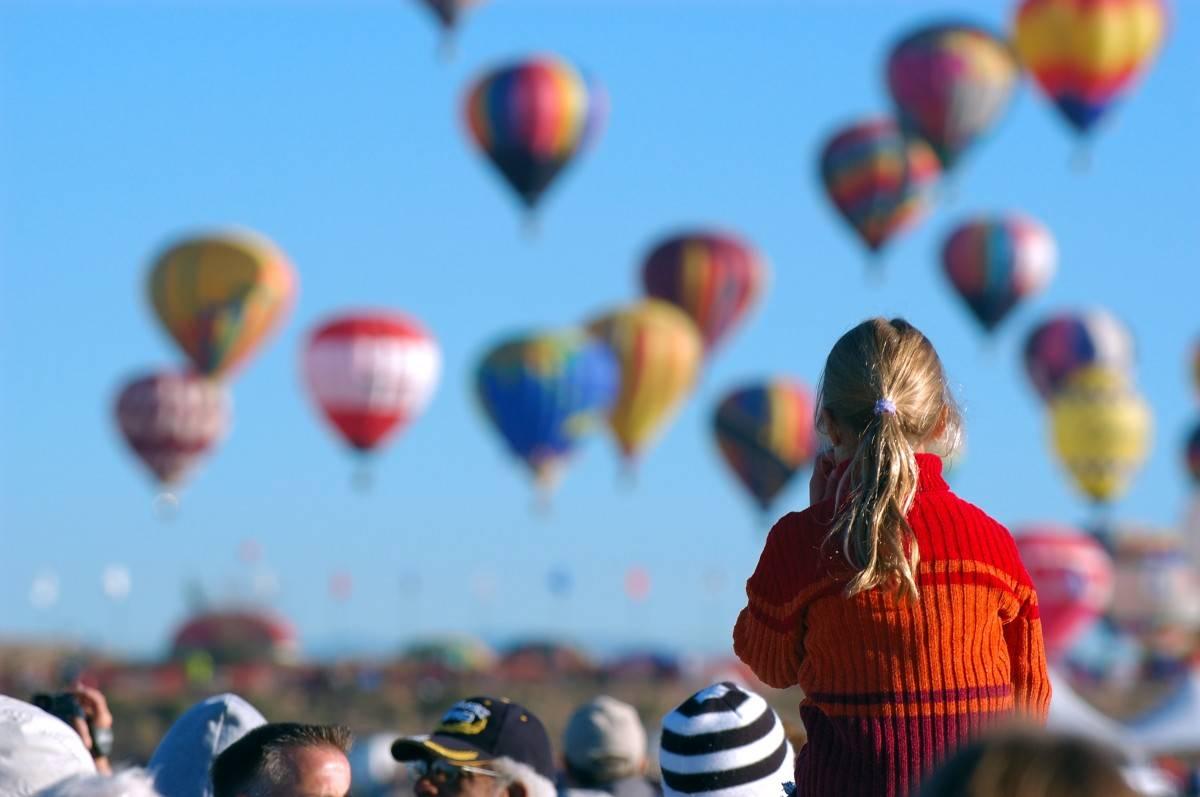 Mitos sobre los globos aerostáticos.