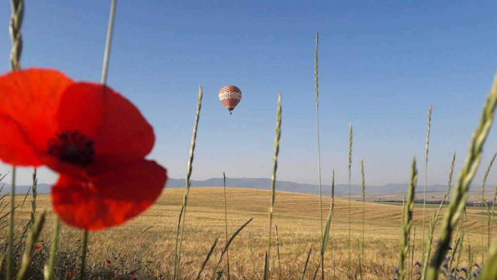 ¿Cuándo volar en globo?