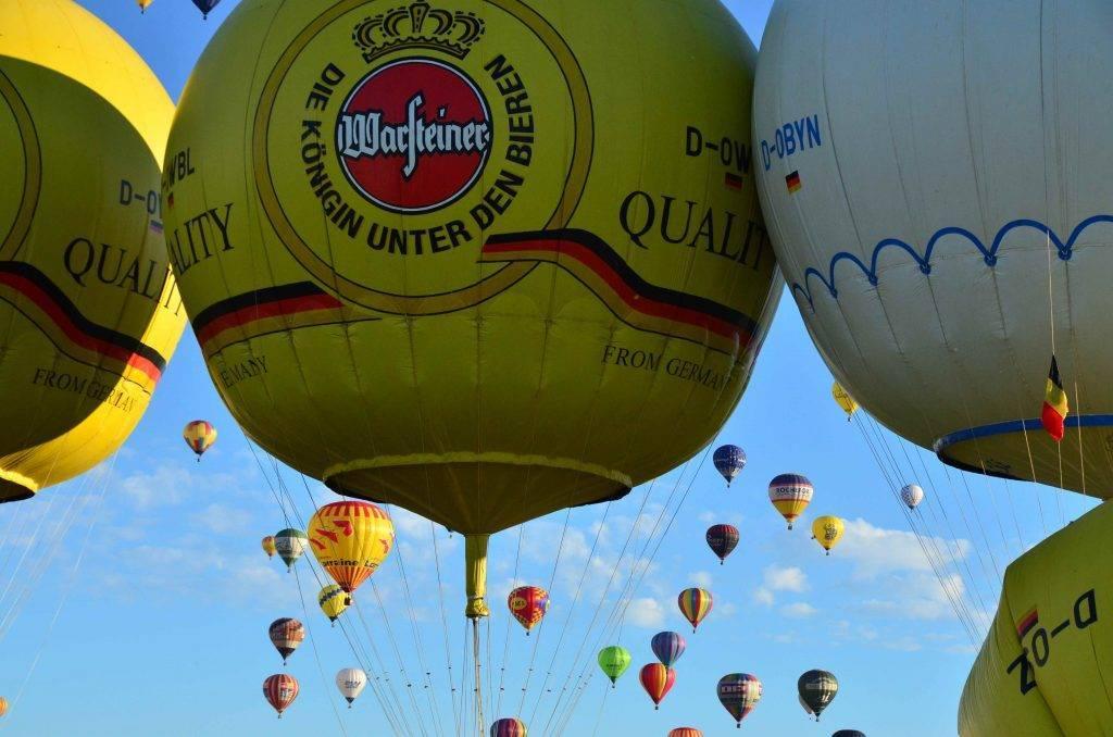 ¿Qué es un globo aerostático?