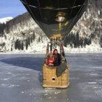 Pilotar un globo aerostático