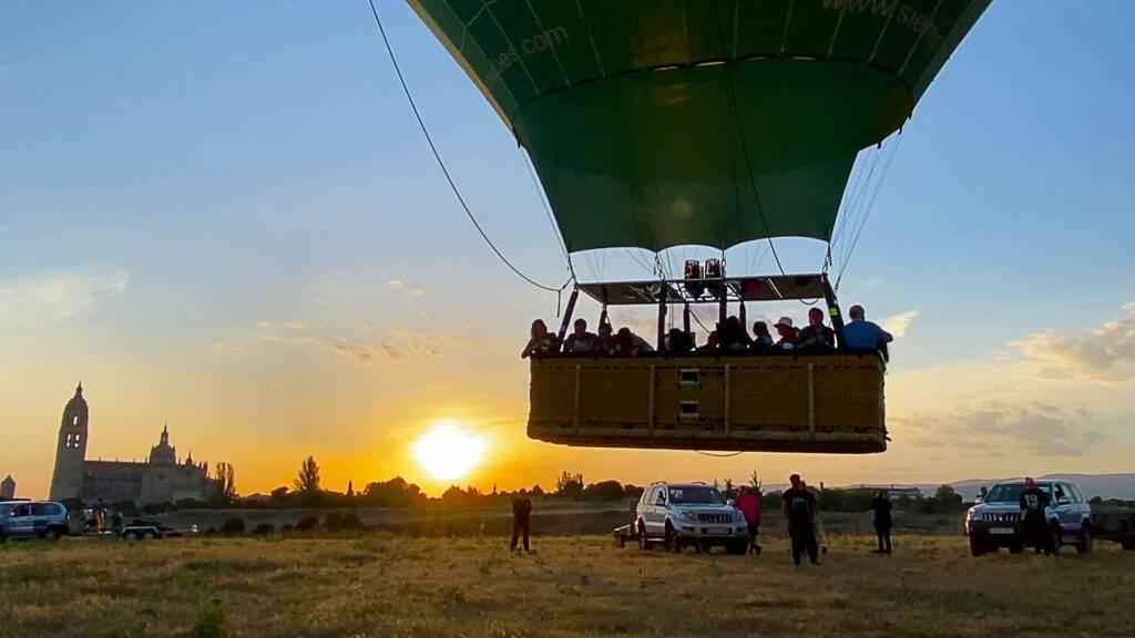 Tres ciudades para volar en globo
