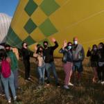 Subir en globo Segovia 13-06-2021
